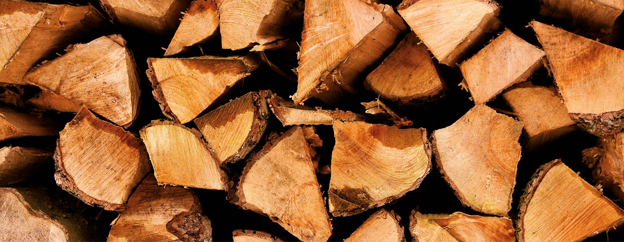 Heizen mit Holz
